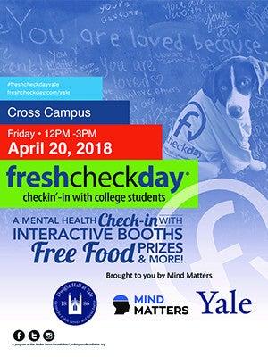 Fresh Check Day poster