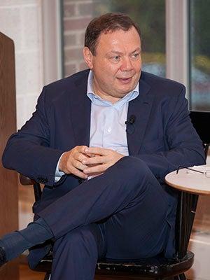 Photo of Mikhail Fridman