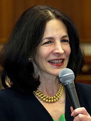 Connecticut State Representative Gail Levielle '81 M.A.