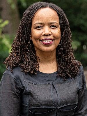 Saidiya Hartman '92 Ph.D.