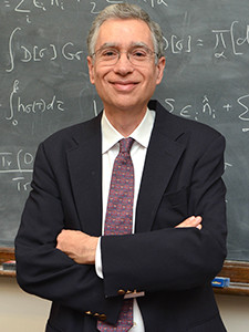 Photo of Professor Yoram Alhassid.