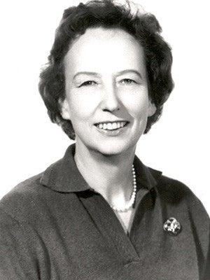 Dorothy Horstmann