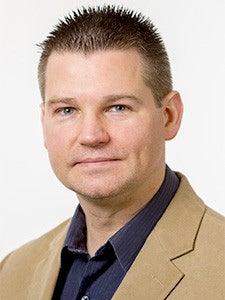 Photo of Professor Jason Crawford.