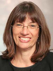 Photo of Professor Vivian Irish.