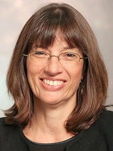 Photo of Professor Vivian Irish.