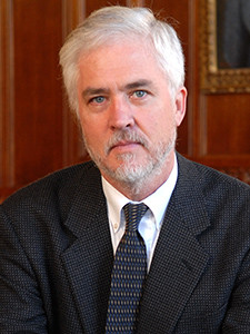Photo of professor Gregory McCarthy.