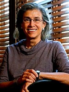 Photo of Professor Elisabeth Wood.