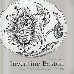 Inventing Boston book jacket