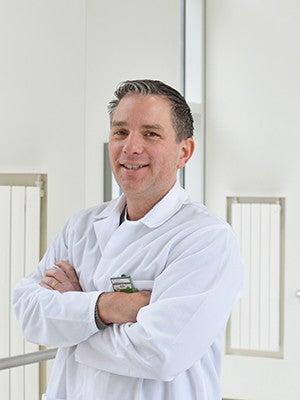 Women's Health Research at Yale researcher Ryan Jensen