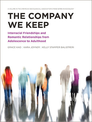 The Company We Keep book cover