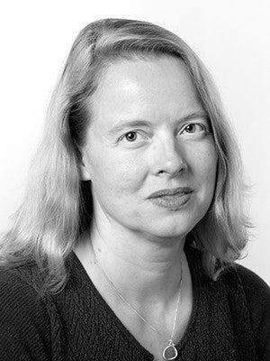 Katharine Mieszkowski '93 B.A.