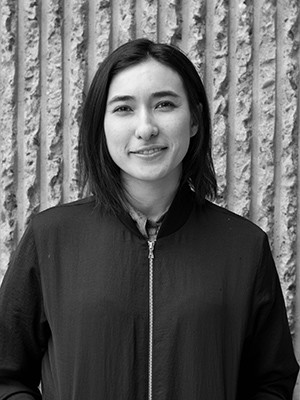 Lani Barry, Yale architecture student and AAUW Selected Profession Fellow