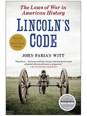 Lincolns Code book cover