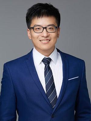 Yale Ph.D. candidate in economics, Yukun Liu