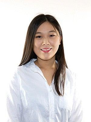 Senior Clara Ma '19