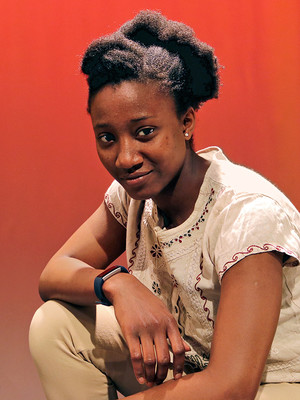 Titilayo Mabogunje performing arts portrait
