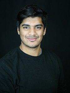 Mahdeen Khan portrait