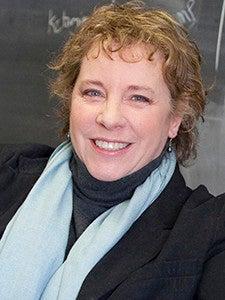 Photo of neuroscientist Amy Arnsten