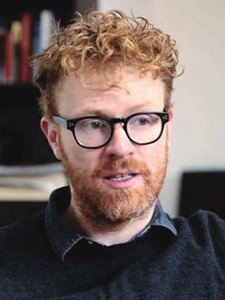 Photo of Bernard Dionysius Geoghegan.