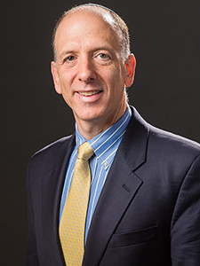 Photo of Dr. Hal Blumenfeld.