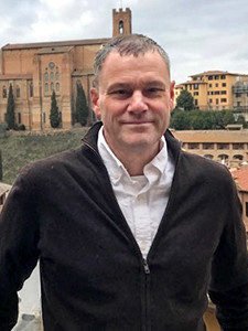 Photo of Professor Kirk Freudenburg