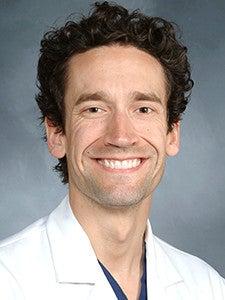 Photo of Dr.  Ryan Kaple.