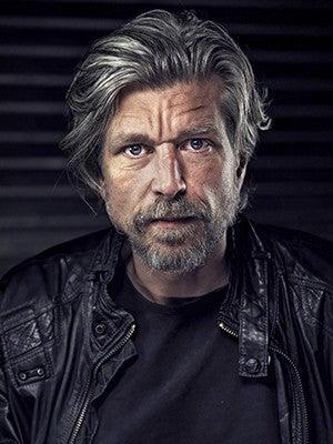 Photo of Karl Ove Knausgård.