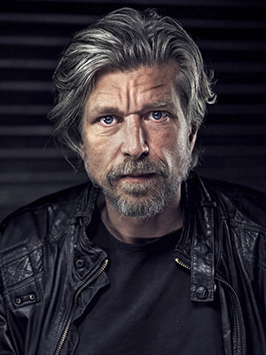 Photo of Karl Ove Knausgård.