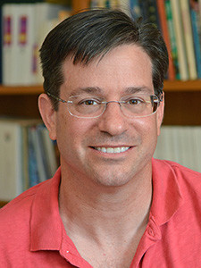 Photo of professor James Saiers