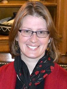 Photo of Dr. Kristina Talbert-Slagle