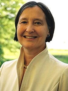 Phot of Professor Valerie Hansen.