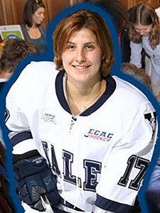 Yale's Mandi Schwartz