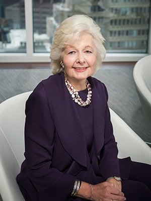 Margaret Hilary Marshall '76 J.D., '12 LL.D.H.