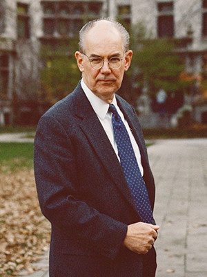 Photo of John J. Mearsheimer