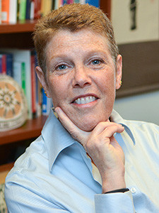 Professor Joyce Mercer.