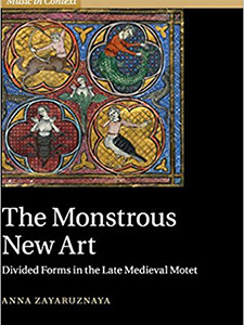 """The Monstrous New Art"" book cover"