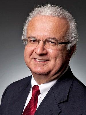 Carlos R. Moreno '70 B.A.
