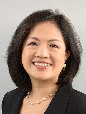 Yale alumna Peggy Kuo