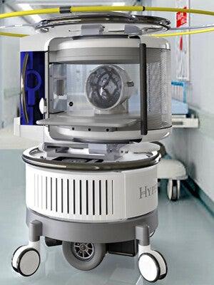 Portable MRI device
