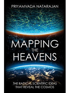 Mapping the Heavens bookcover