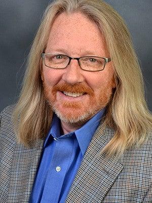 Yale professor Mark Saltzman
