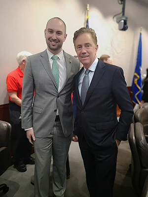 Powers and Governor Lamont