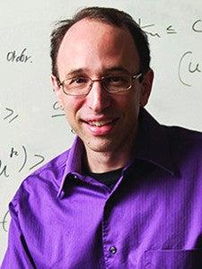 Professor Daniel Spielman
