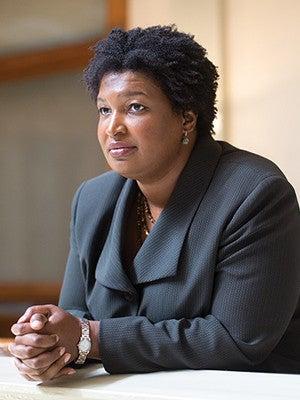 Stacey Abrams '99 J.D.