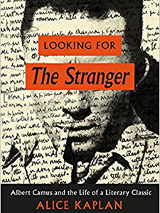 """Looking for the Stranger"" book cover"