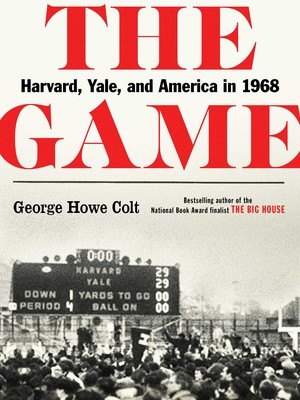"Cover of ""The Game"" showing the final scoreboard"