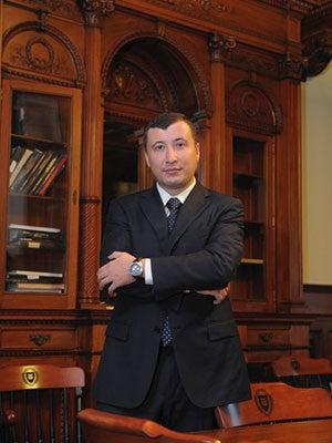 Yale economist Aleh Tsyvinski
