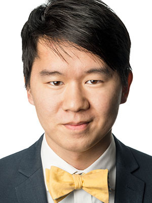 Alexander Zhang '18