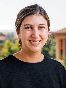 Ariadne (Olivia) Rosenthal '15