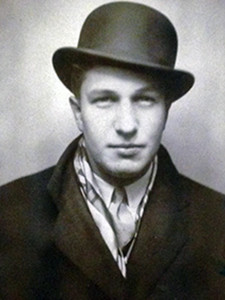 Vincent Price in the spring of 1930, the end of his first year at Yale.
